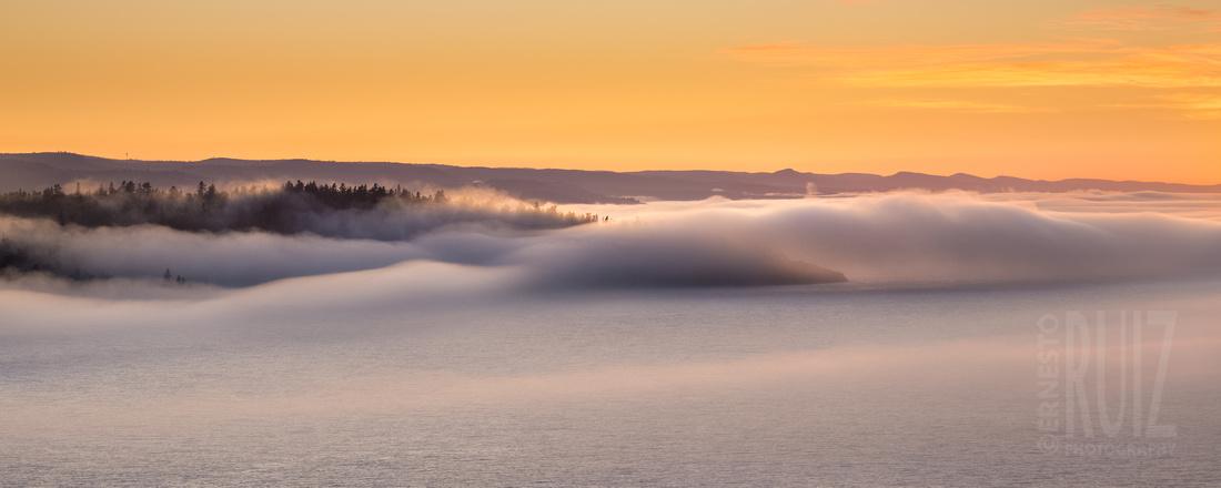 Fog Shovel