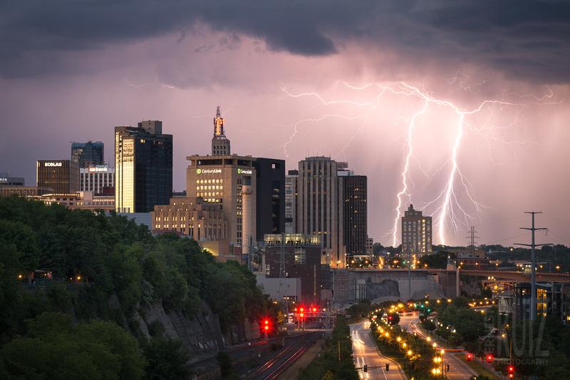 Saint Paul Lightning