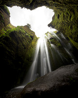 Cavern Waterfall